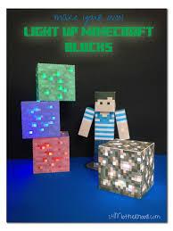 Minecraft Table Decorations 40 Minecraft Diy Crafts U0026 Party Ideas