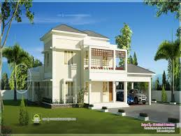 home design double story modern house plans with concept picture