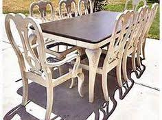 painting a dining room table dining room table makeover idea paint dining room table and paint