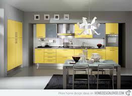 yellow and grey kitchen ideas 15 yellow modular kitchen ideas home design lover