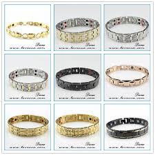 health bracelet titanium images Energy magnetic health high quality sports bracelet energy anti jpg