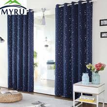 online get cheap navy blue curtains aliexpress com alibaba group