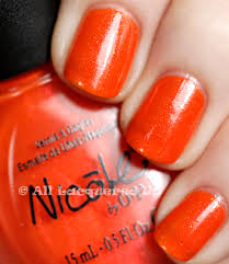 nicole by opi make mine lime my personal collection