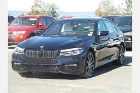 bmw 5 series offers 2018 bmw 5 series pricing for sale edmunds