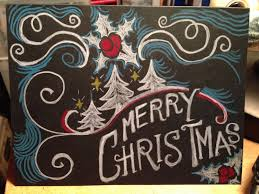 christmas card drawing jennifer kouyoumjian