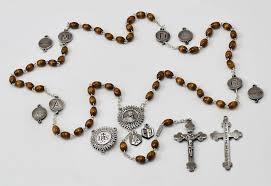 custom rosary st ignatius jesuit rosary our exclusive st ignatius jesuit custom