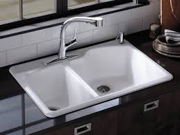 Memoirs Faucet Sink U0026 Faucet Kohler Undermount Kitchen Sinks Stainless Steel