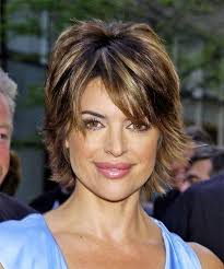 what is the texture of rinnas hair 10 best lisa rinna hairstyles you can have a try
