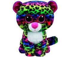 dotty beanie boo medium 13 stuffed animal ty 37074