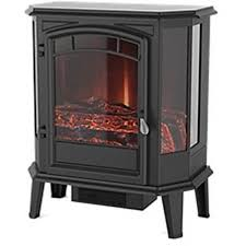 Electric Stove Fireplace 5 Sided Viewable Electric Stove Heater Walmart Com
