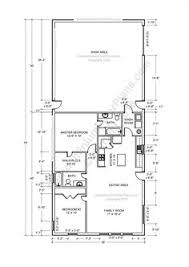 Barn Homes Floor Plans Barndominium Floor Plans Pole Barn House Plans And Metal Barn
