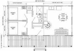 floor plans for cabins 16 x34 with loft plus 6 x34 porch side 216 aspen cabin plans converted to to raised flood plain cabin plans