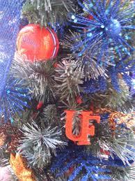 florida gators christmas tree christmas lights decoration