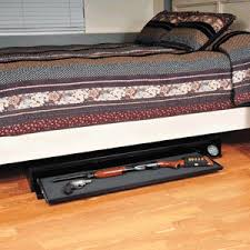 bedroom gun safe 6 under bed gun safes reviews top picks 2018