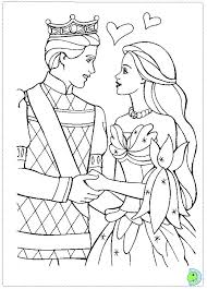 barbie swan prin barbie swan princess coloring pages fileswan