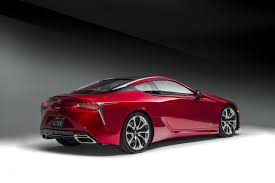 lfa lexus 2016 2017 lc 500 with 467hp is the most dynamic lexus since the lfa 51