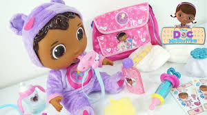 doc mcstuffins get better doc mcstuffins get better baby cece check up doll disney boneca