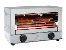 cuisine salamandre toasteur électrique 1 étage meilleurduchef com