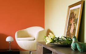 paint combinations living room orange and white wall orange and cream wall paint