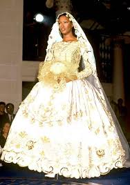 versace wedding dresses gianni versace 1992 from most show stopping wedding gowns to