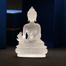 Buddha Home Decor Statues Compare Prices On Crystal Buddha Statue Online Shopping Buy Low
