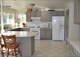 cost to paint kitchen cabinets granite countertop how to spray