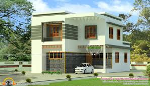 Contemporary Home Plans Flat Roof Home Designs New Contemporary House Plans Flat