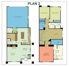 2 floor plan fair oaks walk phase 1 floor plans