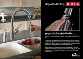delta allora kitchen faucet faucet com rc3018 d980t sd dstch in chrome faucet by build smart