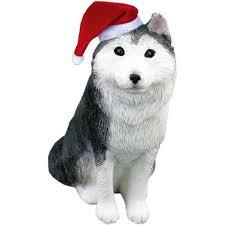 sandicast siberian husky ornament walmart