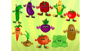 vegetables song for kids simple song for children learning