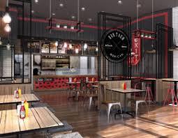 3d mexican fast food restaurant design contest freelancer