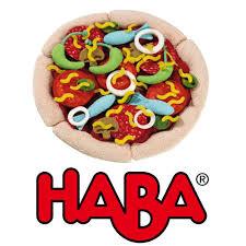 cuisine haba haba biofino pizza fabric play food toyjeanius