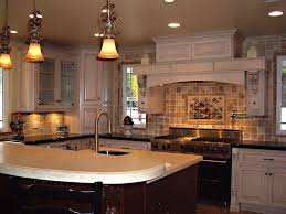 Classic White Kitchen Cabinets Kitchen Classic White French Country Kitchen Design With Vintage