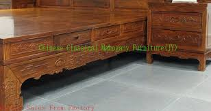 Solid Mahogany Bedroom Furniture by Bed Case Picture More Detailed Picture About Bedroom Furniture