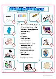 19 free esl diseases worksheets