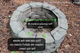 Cheap Firepit Diy Inexpensive Firepit 4 Awesome Cheap Pit 3