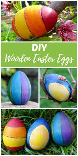 wooden easter eggs how to make wooden easter eggs rhythms of play