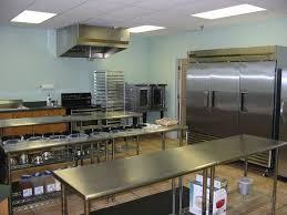 restaurant kitchen organization interior design