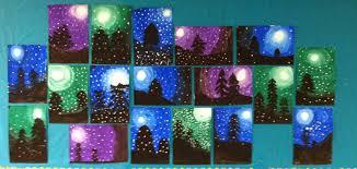 251146116694143996 winter art arts plastiques pinterest