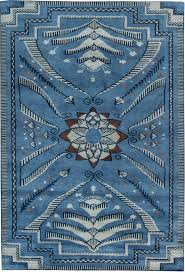 Blue Contemporary Rugs New Custom Rugs In Stock By Doris Leslie Blau New York