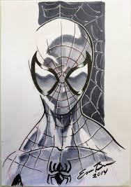 draw superheroes u2013 spiderman