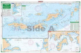 map of bvi and usvi islands cruising guides