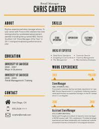 Best Resume Retail Store Manager by Store Resume Format Free Resume Example And Writing Download