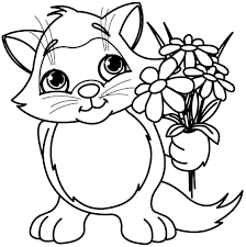 printable 37 flower color pages for kids 10018 coloring pages of