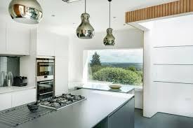 cuisine contemporaine en bois 99 idées de cuisine moderne où le bois est à la mode