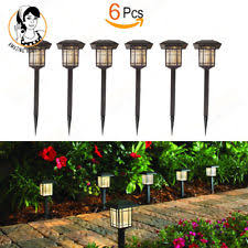 Stainless Steel Outdoor Lighting Stainless Steel Solar Outdoor Lighting Equipment Ebay