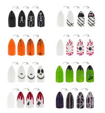 halloween nail art inspiration bio sculpture gb
