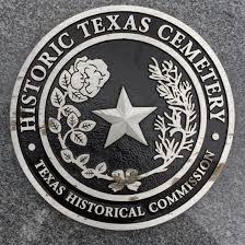 Texas travel symbols images Historic texas graveyard thurber cemetery tui snider author jpg