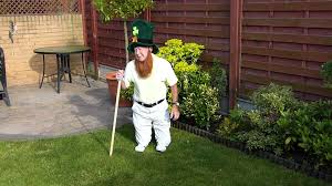 must see real leprechaun found in garden this is guaranteed